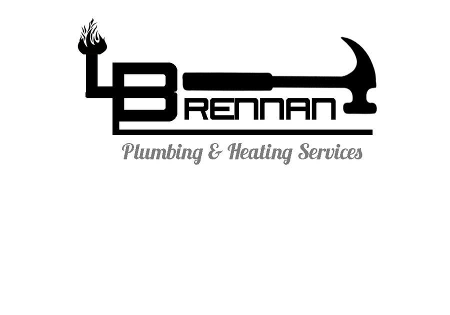 Konkurrenceindlæg #                                        73                                      for                                         Design a Logo for Brennan  Plumbing & Heating Services