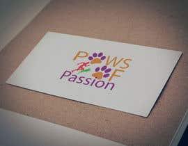 #72 cho Designa en logo for Paws of Passion bởi mithusajjad