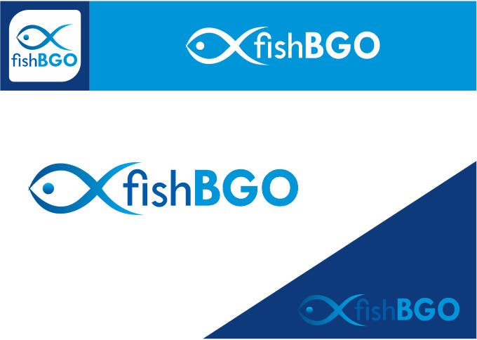 Konkurrenceindlæg #                                        2                                      for                                         Design a Logo for company engaged in sale of fish.