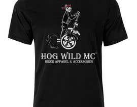 #16 for Motorcycle T-Shirt Design for HOG WILD MC af leonardoluna1