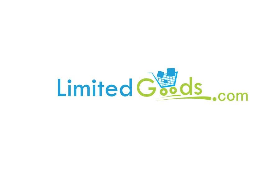 Penyertaan Peraduan #                                        37                                      untuk                                         Logo Design for Limited Goods (http//www.limitedgoods.com)