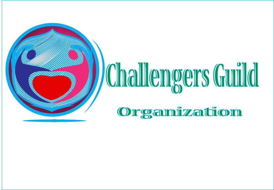Konkurrenceindlæg #1 for Design a Logo for Challengers Guild (charity fundraising group) -- 2