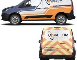 #37 for Van Design by paulall