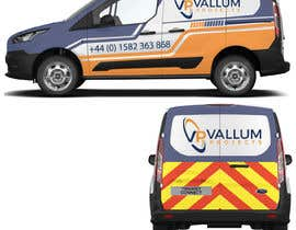 #44 for Van Design by paulall