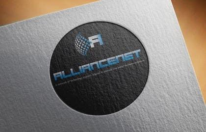 #7 untuk Design a Logo for AllianceNet oleh sandrazaharieva