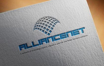 #51 untuk Design a Logo for AllianceNet oleh sandrazaharieva