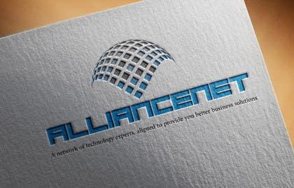 #64 untuk Design a Logo for AllianceNet oleh sandrazaharieva