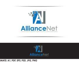 #160 untuk Design a Logo for AllianceNet oleh tolomeiucarles
