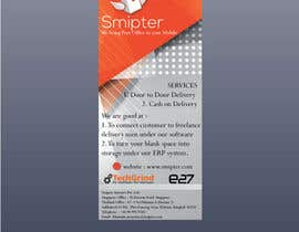 qazishaikh tarafından Design a Xstand Banner for Smipter : We bring Post Office to You için no 2