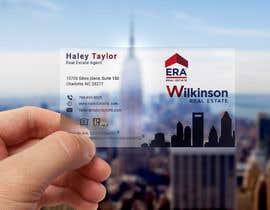 #990 для Real Estate Agent Business card от kamal3762