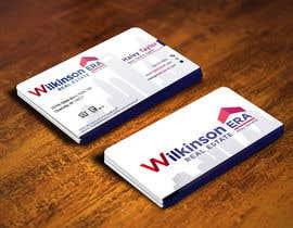 #994 для Real Estate Agent Business card от kamal3762