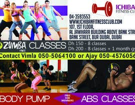 #9 for Zumba Abs Body Pump A5 Flyer af MadGavin