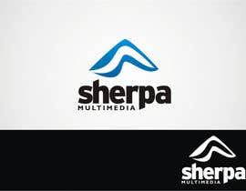 #384 para Logo Design for Sherpa Multimedia, Inc. de DesignMill