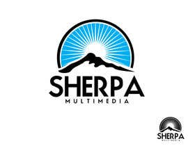 #149 para Logo Design for Sherpa Multimedia, Inc. por sikoru