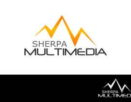 #123 para Logo Design for Sherpa Multimedia, Inc. por ronakmorbia