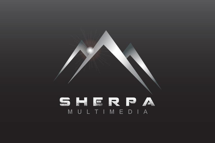Contest Entry #350 for Logo Design for Sherpa Multimedia, Inc.