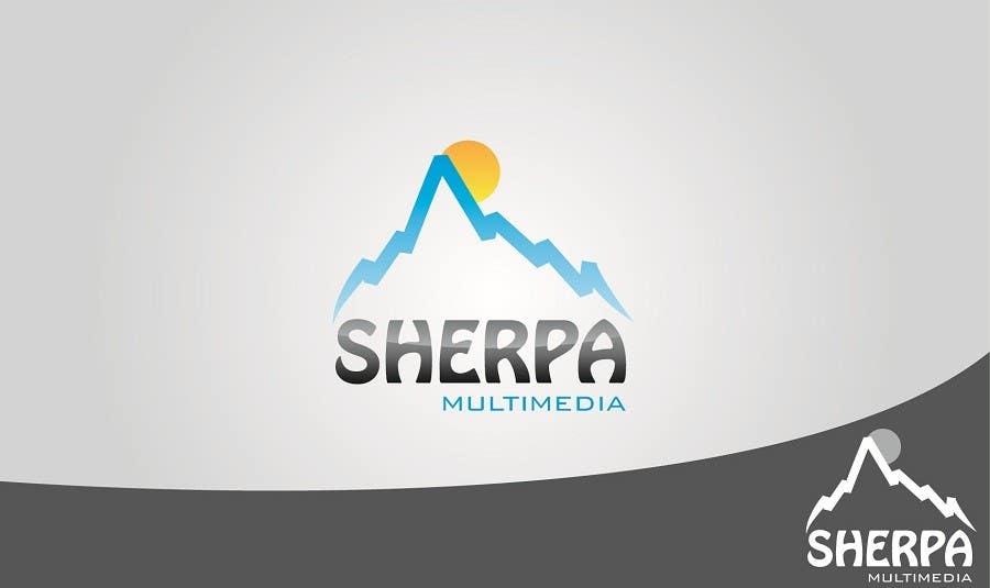 Inscrição nº 290 do Concurso para Logo Design for Sherpa Multimedia, Inc.