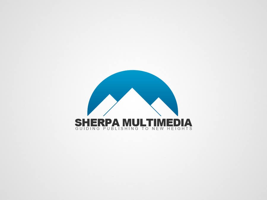 Kilpailutyö #76 kilpailussa Logo Design for Sherpa Multimedia, Inc.