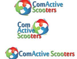 #17 cho Logo Design for ComActive Scooters bởi alidicera