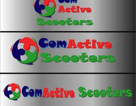 #14 cho Logo Design for ComActive Scooters bởi shohagillusion