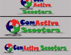 #15 for Logo Design for ComActive Scooters by shohagillusion