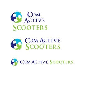 #2 for Logo Design for ComActive Scooters by tedatkinson123