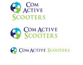 #2 cho Logo Design for ComActive Scooters bởi tedatkinson123