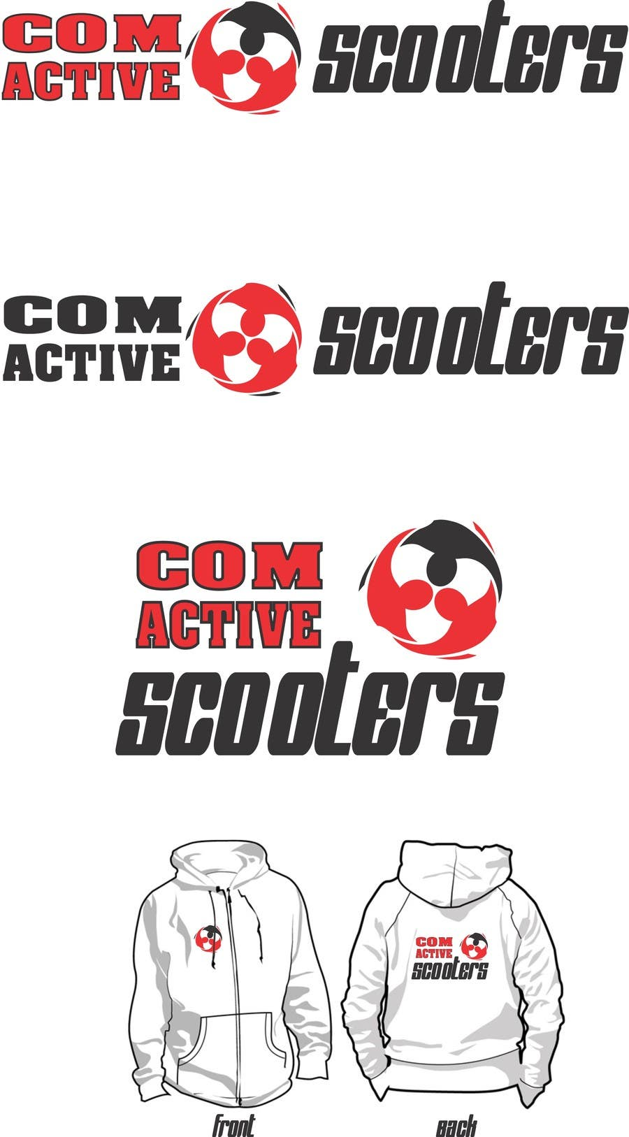#20 for Logo Design for ComActive Scooters by SEFM