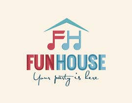 #120 for Design a Logo for Our new Dance band - FUNHOUSE af anibaf11