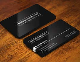 #24 for Business card by aktar201175