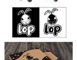 #94 para Conejo en colores neón Logo para empresa de pizza de poolanco1