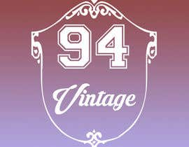 #6 for Design a logo for a new online vintage clothing store by alin11g