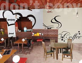 #54 for Decorate this cafe (Photoshop work) af mjahanzaib00786