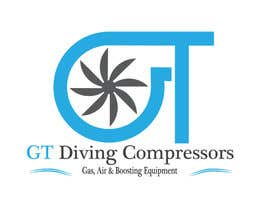 #28 cho Design a Logo for GT Diving Compressors bởi wnmmt