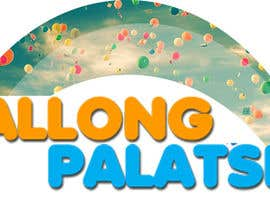 #18 for Design a logo for Ballong palatset (Balloon palace) af Matteivs