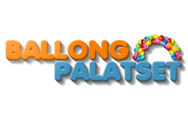 Konkurrenceindlæg #20 for Design a logo for Ballong palatset (Balloon palace)