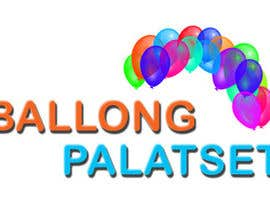 #23 for Design a logo for Ballong palatset (Balloon palace) af hasilpetr