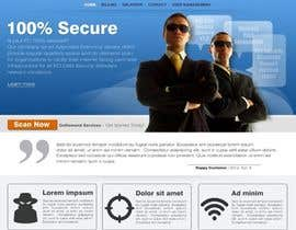 #2 untuk Website Design for Security Company oleh nicusornicolae