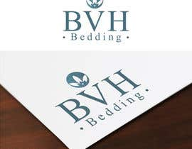 #118 para Logo Design for BVH Bedding por dynastydezigns