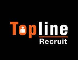 nº 46 pour Design a Logo for Topline Recruit par rangathusith