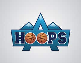 #90 for Simple Logo Design for Basketball Team af HammyHS