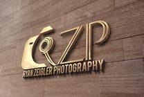 Design a Logo for Ryan Zeigler Photograhy için Graphic Design24 No.lu Yarışma Girdisi