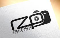 Design a Logo for Ryan Zeigler Photograhy için Graphic Design92 No.lu Yarışma Girdisi