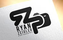 Design a Logo for Ryan Zeigler Photograhy için Graphic Design100 No.lu Yarışma Girdisi