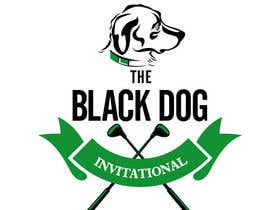 Nro 26 kilpailuun Design a Logo for The Black Dog Invitational (golf tournament) käyttäjältä jaywdesign