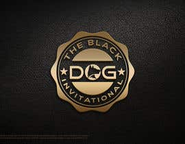 Nro 40 kilpailuun Design a Logo for The Black Dog Invitational (golf tournament) käyttäjältä cooldesign1
