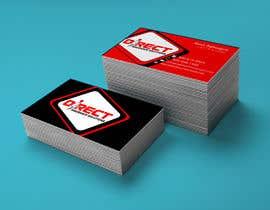 #287 untuk Direct Insurance Sol - Business Card Design oleh fatehsoft