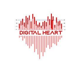 IrinaAlexStudio tarafından Design a digital heart için no 156