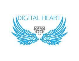 mishalpatwary121 tarafından Design a digital heart için no 209
