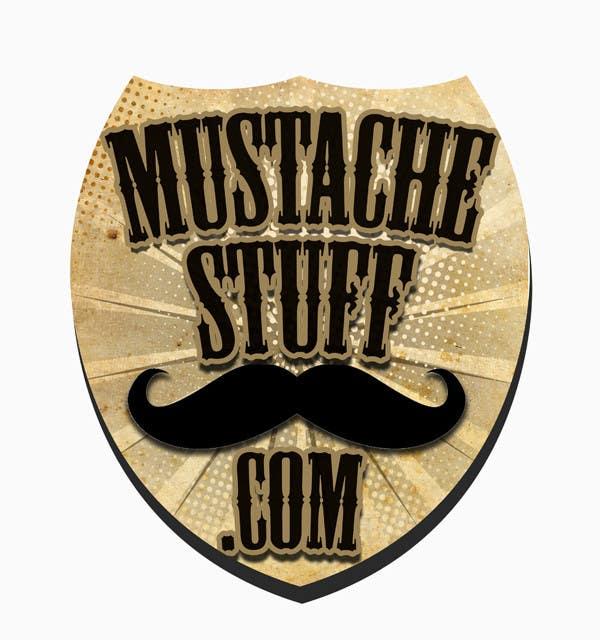 Contest Entry #20 for Logo Design for MustacheStuff.com